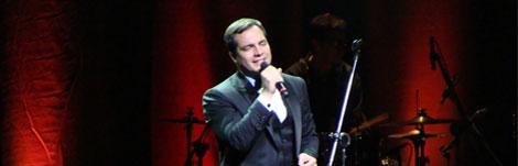 Daniel Boaventura grava CD, Daniel Boaventura musicais