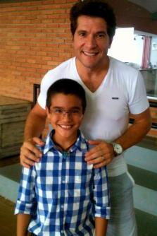 Daniel e Matheus Braga (Foto: Arquivo Pessoal)