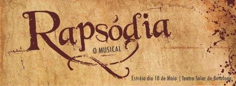 Rapósdia - O Musical // De 10 de setembro a 02 de outubro no Teatro dos 4 (Shopping da Gávea)