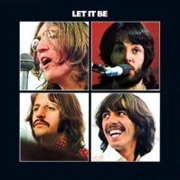 "Capa do Disco ""Let It Be"" (1970)"