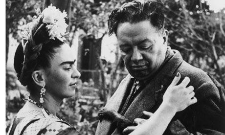 Frida e Rivera (Foto: Divulgação)