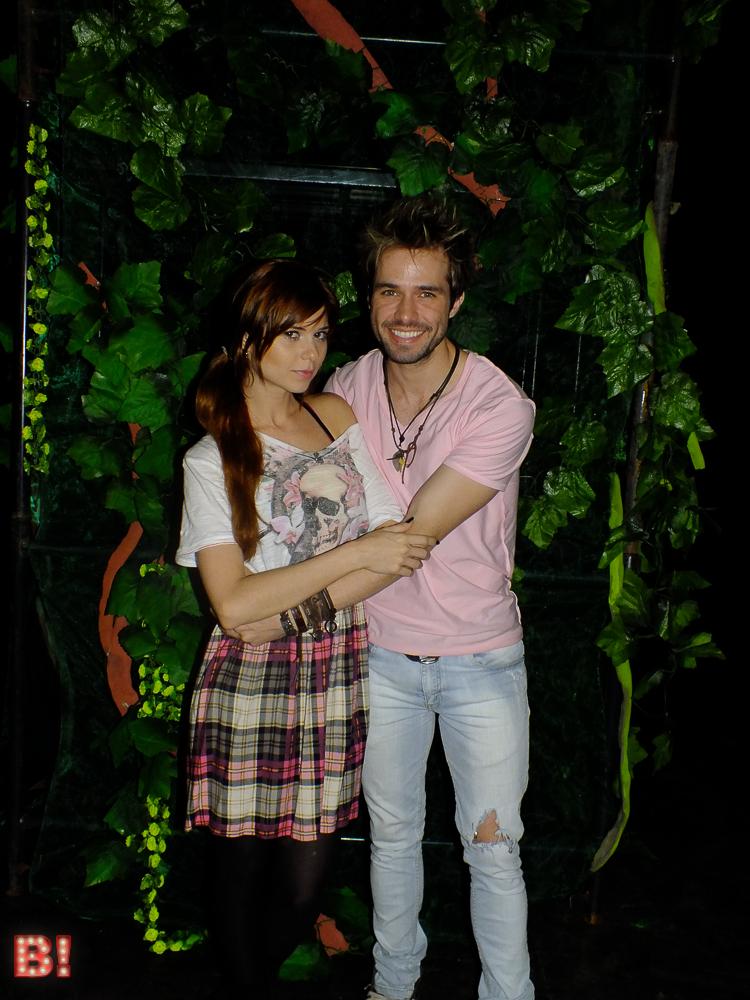 Julianne Trevisol e Sérgio Dalcin - Wendy e Peter Pan