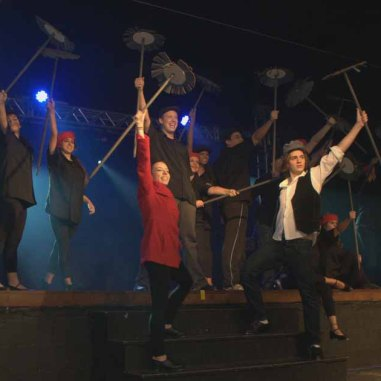 Apresentação final (Mary Poppins)