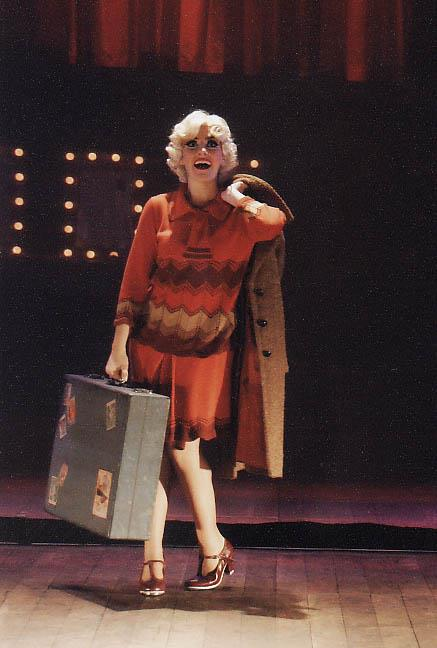"Geraldine, em ""Gypsy"""