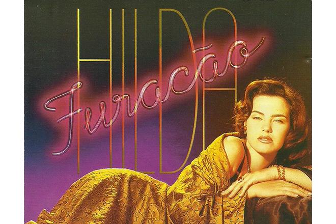 Ana Paula Arósio como Hilda Furacão (Foto: Divulgação)