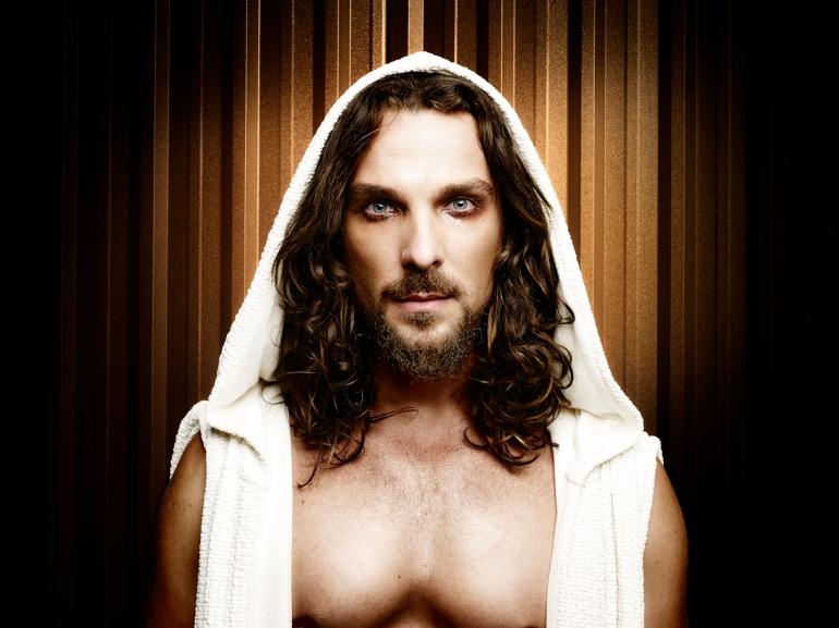 Igor Rickli - Jesus Cristo (Foto: Jairo Goldflus)