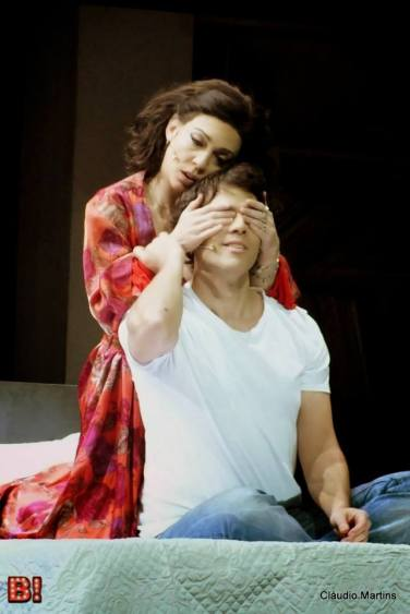 Laila e Claudio