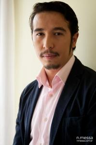 Marllos Silva, organizador  do Prêmio Bibi Ferreira