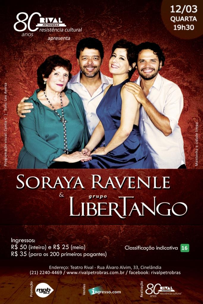 Soraya + Libertango
