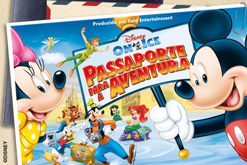 Disney On Ice 2014