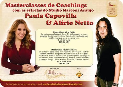 SMA - Paula e Alírio