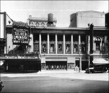 Fachada do Times Square Theatre (Foto: Divulgação)