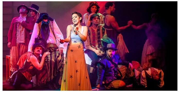 """Cena """"Elis, a Musical"""" - Foto: Divulgação"""