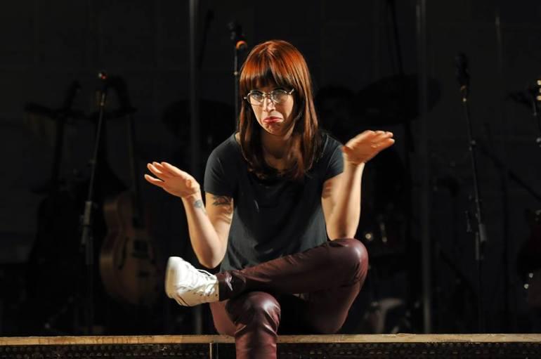 Mel Lisboa como Rita Lee - Foto: Divulgação