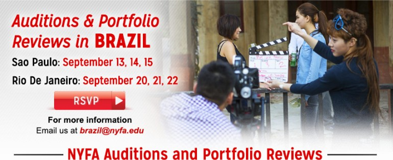 Audition NYFA