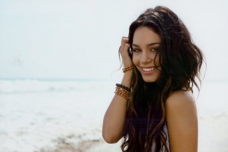 Vanessa Hudgens, photographed by Andrew Macpherson