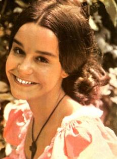 Lucelia Santos como Isaura2