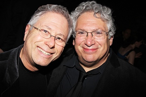 alan menken e harvey