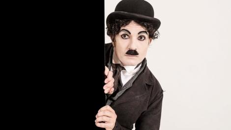 Jarbas como Chaplin - Foto: Divulgação