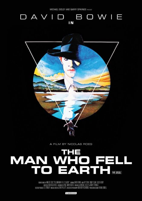 Man Who Fell To Earth poster(2)