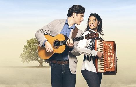 Gabriel Sater e Lucy Alves são Darcy e Bete - Foto: Divulgação