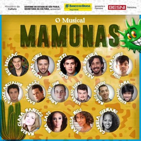 Elenco Mamonas