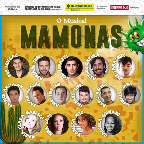 Elenco Mamonas