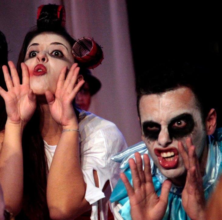 Marat-Sade - Raquel Terribile e Bruno Vilaz