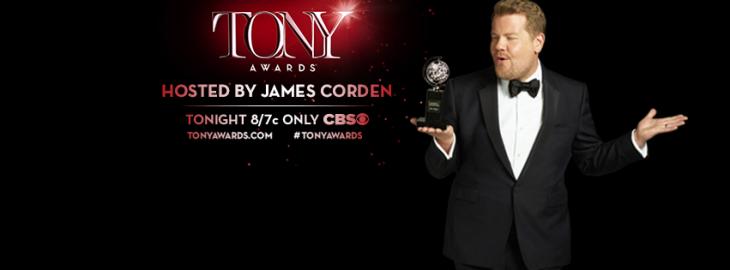 tony award 2016