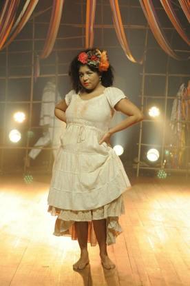 Rose Lima é Neusinha - Namorada de Sabiá