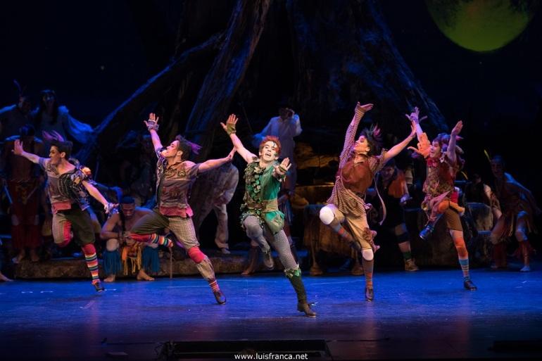 Peter Pan estreia em junho no Rio de Janeiro
