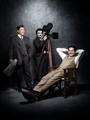Chaplin por Pedro Dimitrow 2