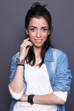 Laura Lobo - Por Rodrigo Negrine