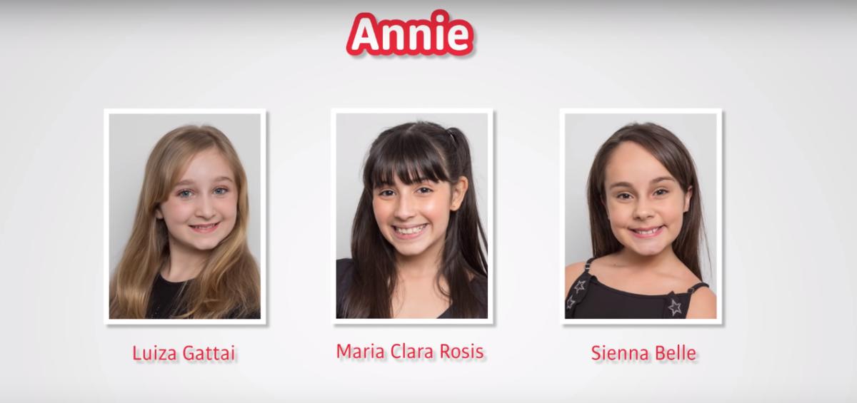 """Conheça o elenco mirim e as atrizes que interpretarão o papel-título do musical """"Annie"""""""