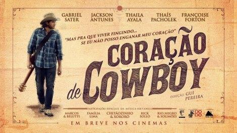 Poster Coração de Cowboy 2