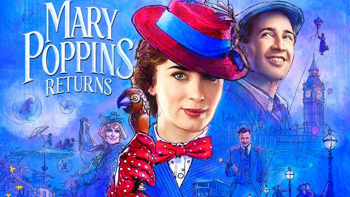 """Assista ao novo trailer de """"Mary Poppins Returns"""" e saiba a data de lançamento no Brasil"""