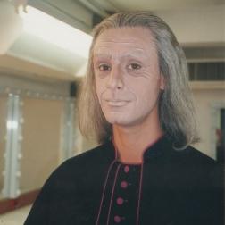 2001 - Teatro Abril - Les Misérables - Ivan Parente (Bispo)