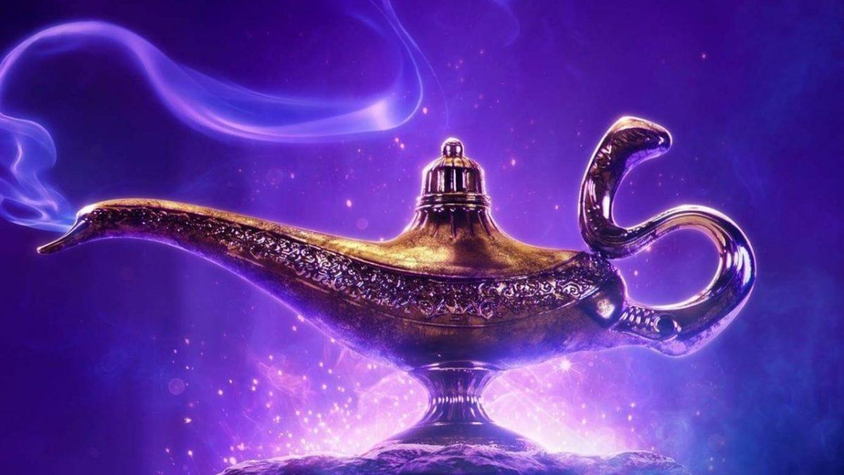 Ouça a trilha sonora do live-action de Aladdin em português