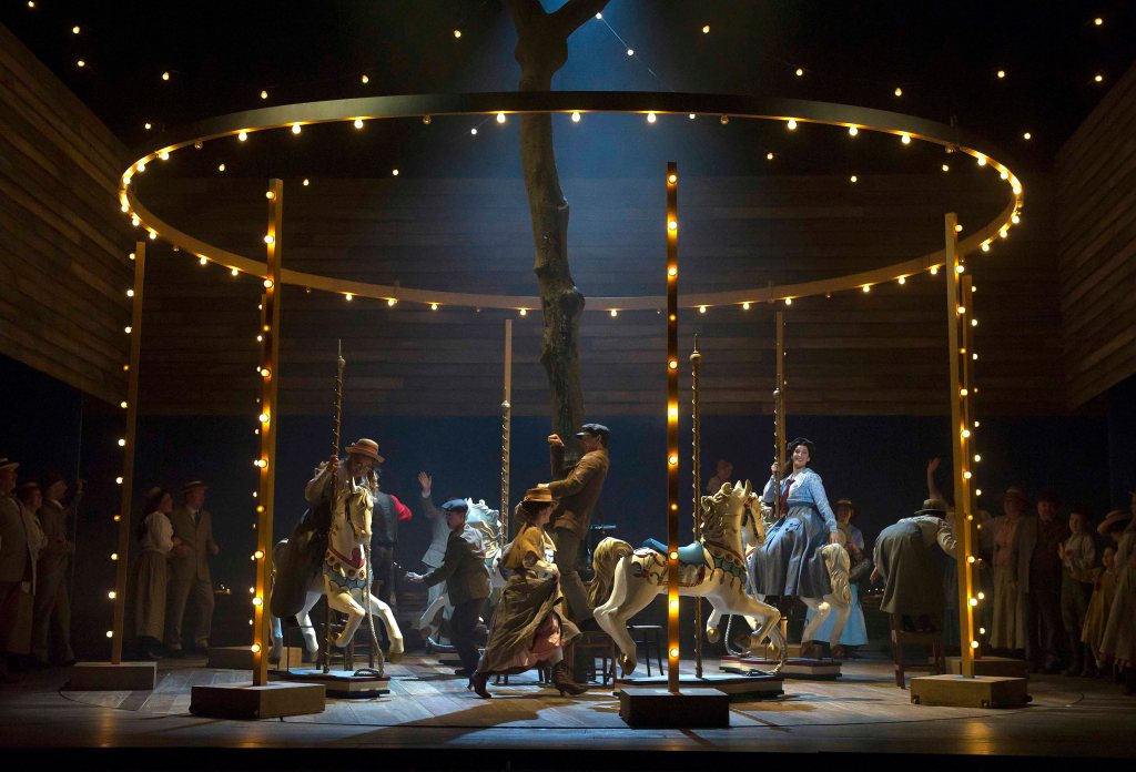 Carousel performed by Opera North at The Grand Theatre, Leeds