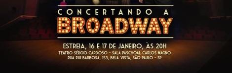 Concertando a Broadway - Trinca