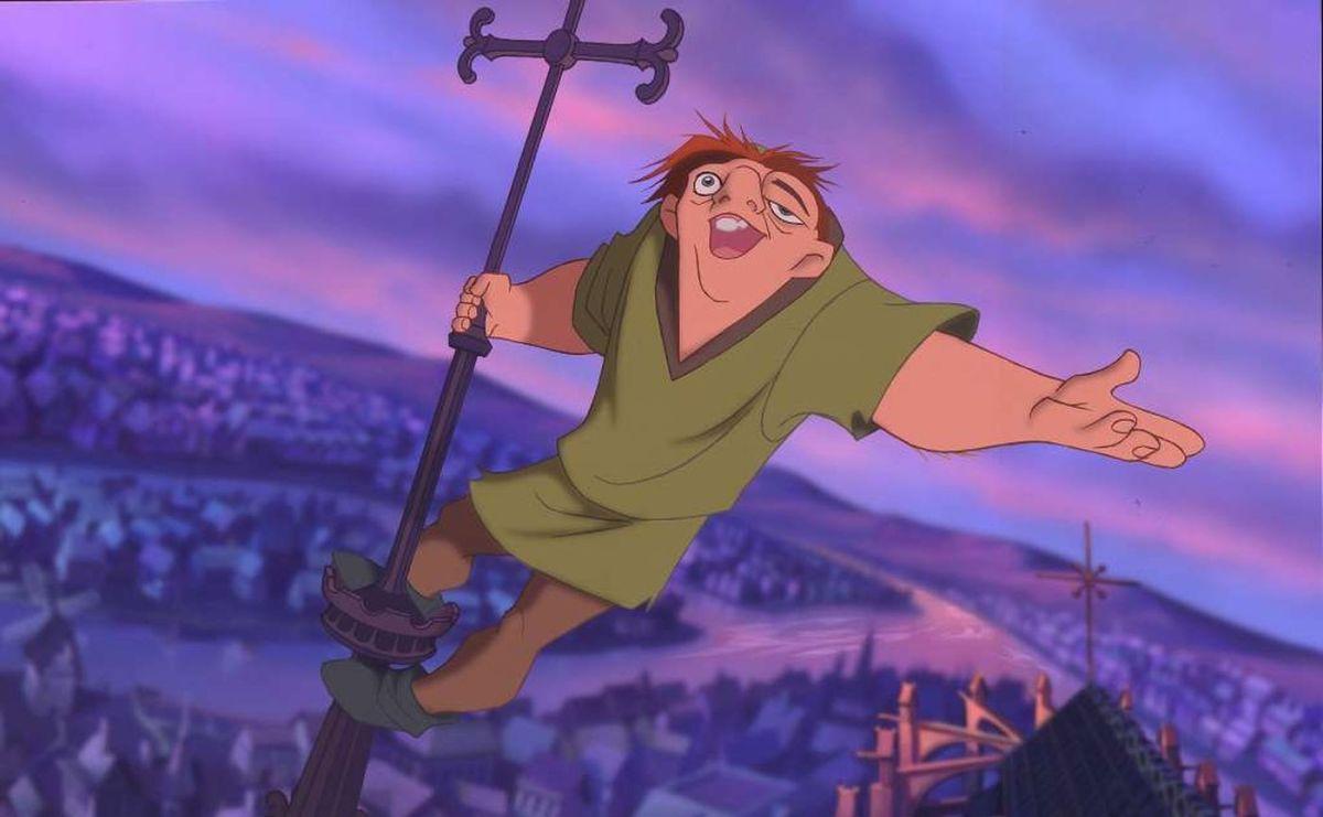 """Animação """"O Corcunda de Notre Dame"""" é o próximo live-action da Disney"""