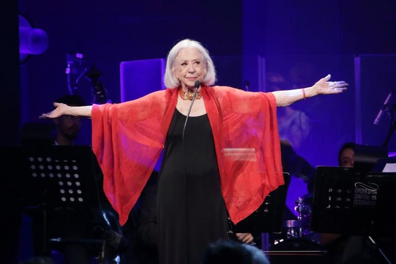 Fernanda Montenegro homenageada no Prêmio Cesgranrio de Teatro