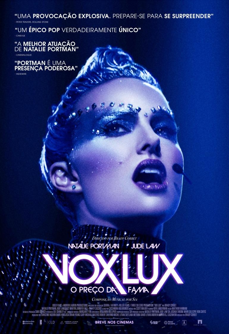 Pôster Nacional - Vox Lux