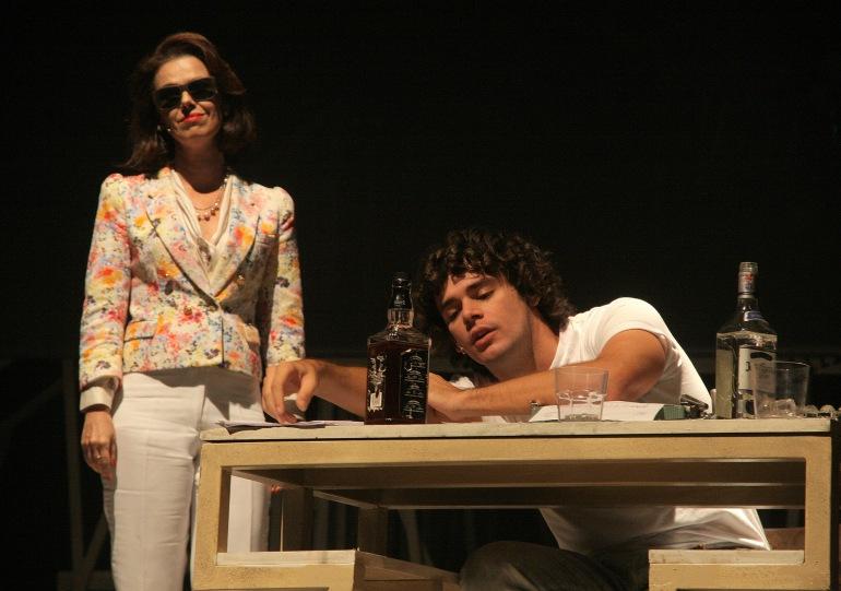 """Osmar Silveira volta à cena como protagonista de """"Cazuza - Pro Dia Nascer Feliz"""". FOTO: Claudia Ribeiro"""