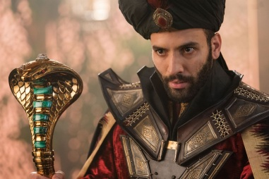 Marwan Kenzari is Jafar in Disney's live-action ALADDIN, directed by Guy Ritchie.