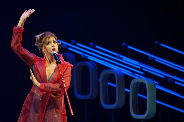 Mariana Santos estreia monólogo musical no Rio de Janeiro